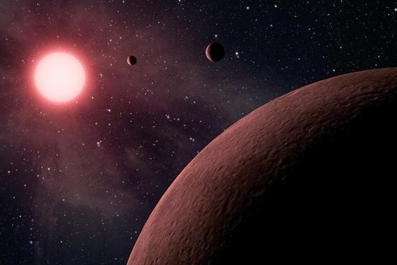 219 exoplaneta berri aurkitu ditu Kepler teleskopioak