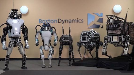 Handle robot gurpilduna: harritzeko (eta beldurtzeko?) modukoa