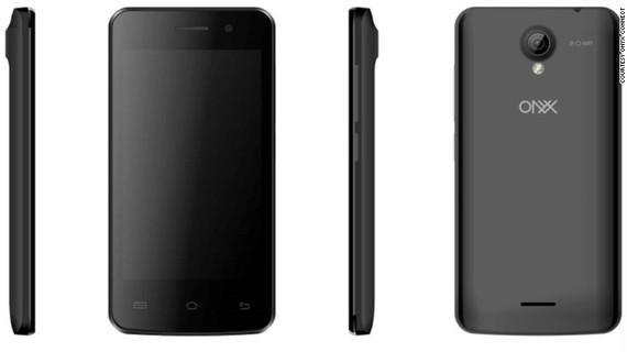 Afrikako konpainia  bat 30 euroko smartphoneak egiten hasi da