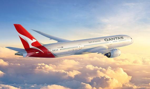 Qantas aireportuak Australia