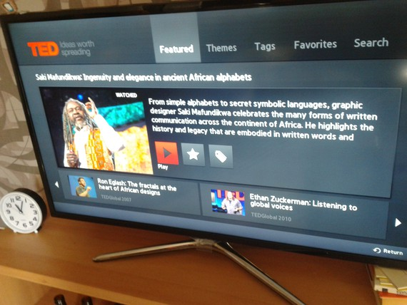 smart tv ted1