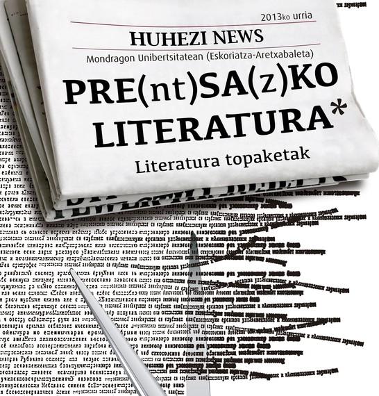 Literatura eta kazetaritza hizpide, MUko 14. Literatura Topaketan
