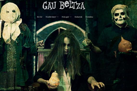 GauBeltza.eus: Halloween euskal tradiziorako berreskuratzeko