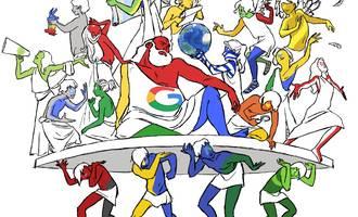 Googleren heriotza