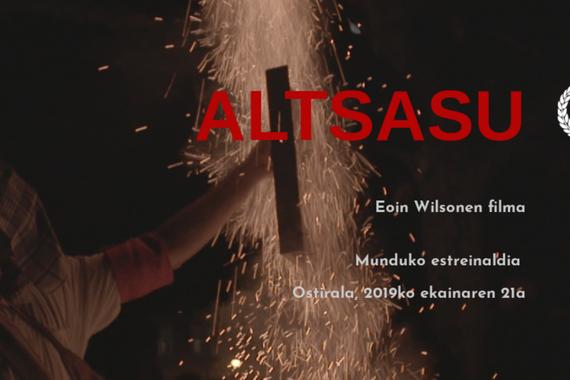 Altsasu, Eskoziatik egin duten dokumentala