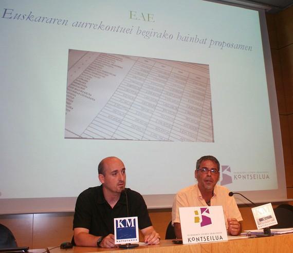 """Paul Bilbao: """"Garaia da euskararen aldeko kurbak goranzko noranzkoa har dezan"""""""