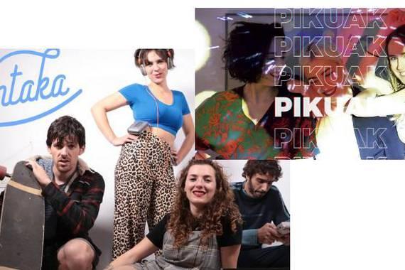Pikuak eta Tantaka, euskarazko web-serieak