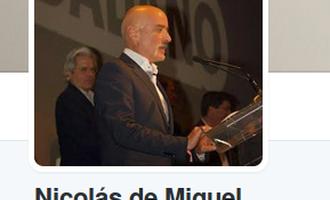 Nicolas de Miguel Twitter profila