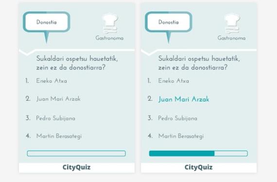 Alianzok Euskal Quiz atera du, zure udalerriko alkate birtuala bihurtuko zaituen jolasa