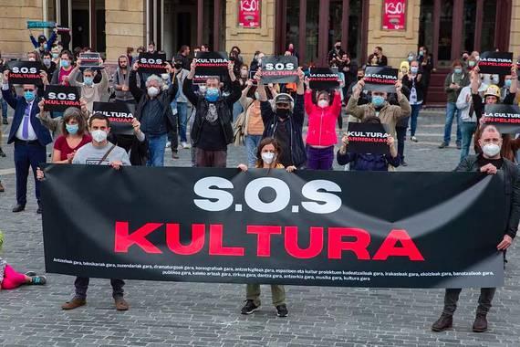 SOS Kultura ekimenaren erreibindikazioa