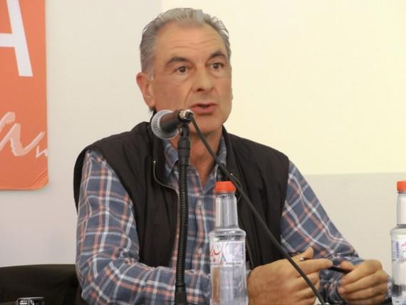 """Iñaki Martinez de Luna: """"Euskararen inguruko diskurtso berria landu behar da"""""""