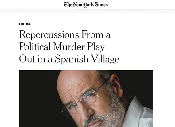 """Aranbururen Patria,  """"intrigarik gabeko telenobela"""" NYT-eko kritiketan"""