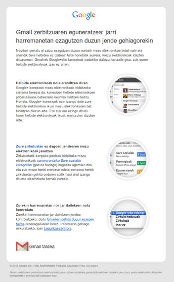 google email buletina eusk1