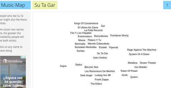 musicmap suta