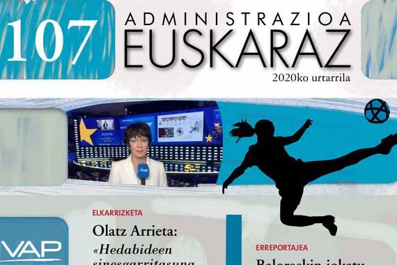 Administrazioa Euskaraz, aldizkari interesgarri bat