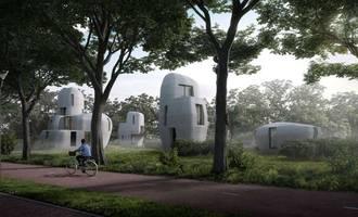 3D etxeak salgai herbehereetan