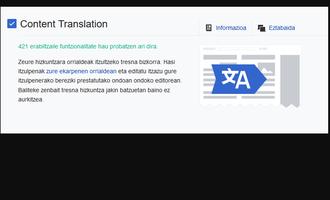 Matxin itzultzailea Wikipedian
