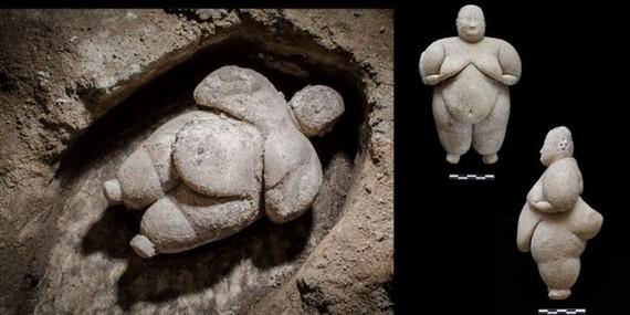 Venus liluragarri bat, Anatoliako azken aurkikuntza neolitikoa