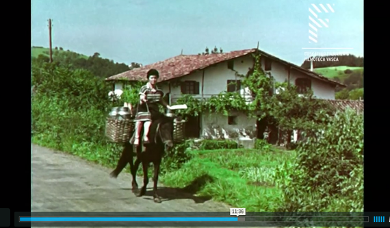 Donostiako eta Gipuzkoako irudi ederrak 1955eko dokumental batean