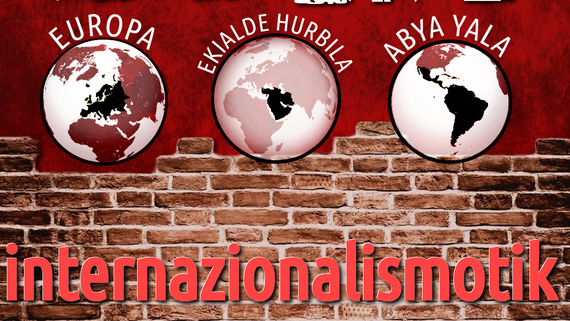 Askapenaren 2018ko brigada internazionalistetan parte hartzeko deia